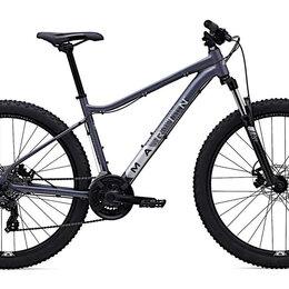 Велосипеды - Женский велосипед MARIN Wildcat Trail WFG 1 27,5 (2021) (17 / угольный/17), 0