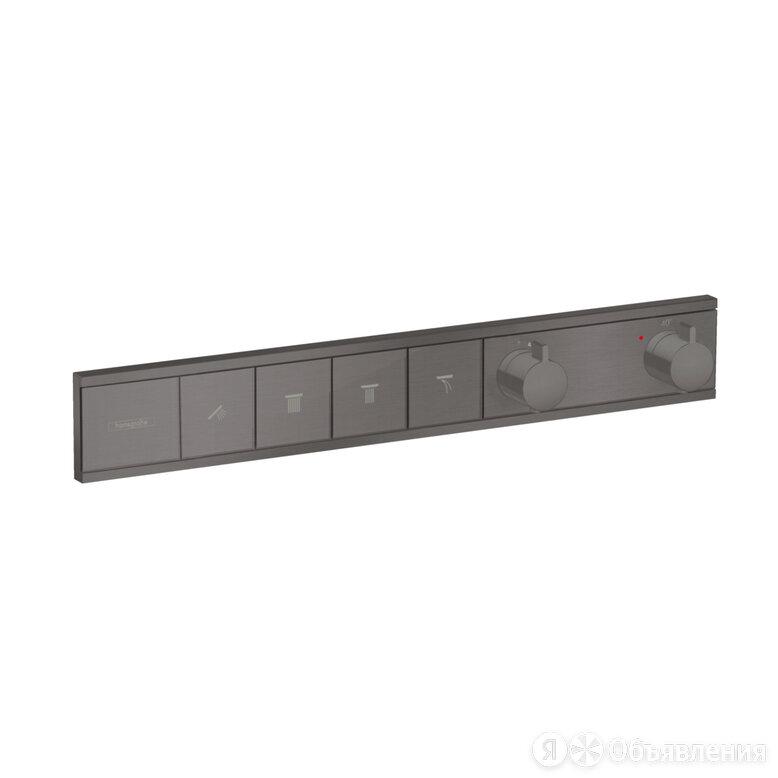 Встраиваемый термостатичесий смеситель для ванны Hansgrohe RainSelect 1538234... по цене 237070₽ - Смесители, фото 0
