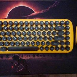 Комплекты клавиатур и мышей - Gembird / беспроводной комплект клавиатура и мышь kbs-9000, 0