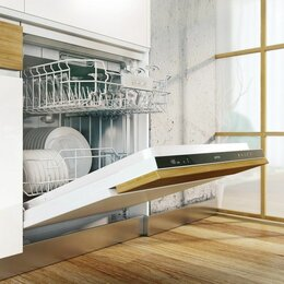 Посудомоечные машины - Встраиваемая посудомоечная машина Gorenje Plus GV672C62, 0
