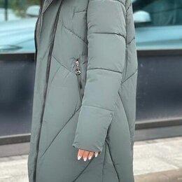 Пальто - Женское дутое пальто евро-зима р-ры 46-60, 0
