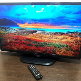 Телевизоры - Цифровой ЖК Телевизор LG 32д(81см) с пультом, 0