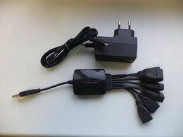USB-концентраторы - Активный USB разветвитель на 7 портов Б/У, 0