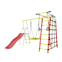 Игровые и спортивные комплексы и горки - Дачные спортивные игровые комплексы ROMANA Детский спортивный комплекс для да..., 0
