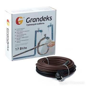 Греющий кабель Grandeks по цене 2031₽ - Обогреватели, фото 0