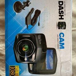 Видеорегистраторы - Регистратор Dash Cam full hd1080p, 0