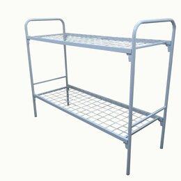 Мебель для учреждений - Двухъярусная кровать железная во Владимире , 0