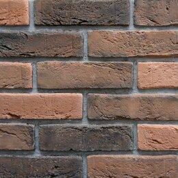 Облицовочный камень - Декоративный облицовочный кирпич Лондон Брик, для фасада, 0