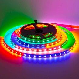 Защита и экипировка - Лента светодная 5м IP-65 LSR-3528/54 RGB 4.8W Китай, 0