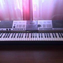 Клавишные инструменты - Синтезатор yamaha psr-e433, 0