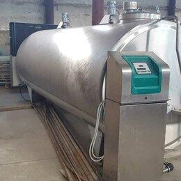 Товары для сельскохозяйственных животных - Танк-охладитель молока gea tcool 6200 и полностью готовая молочная линия, 0