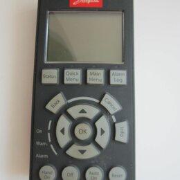 Преобразователи частоты - Панель управления VLT Control panel  LCP102, код 130B1107, 0