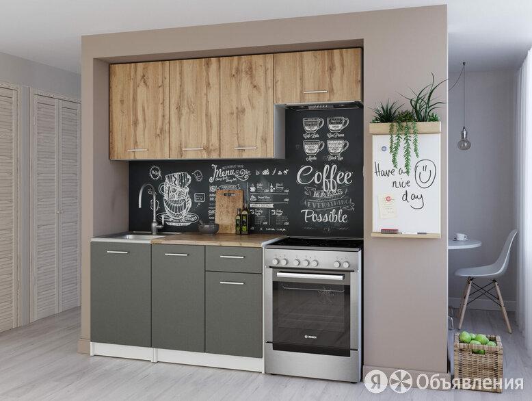 "Кухня ""Васаби"" 1,9L по цене 14790₽ - Кухонные гарнитуры, фото 0"