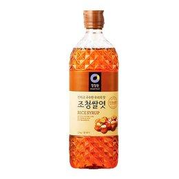 Ингредиенты для приготовления напитков - Сироп рисовый Daesang, 1200 г, 0