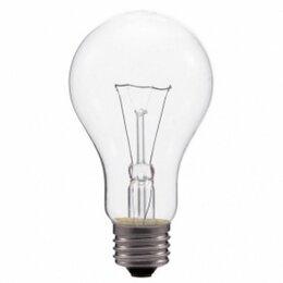 Лампочки - Лампа ЛОН 150Вт Т240-150, 0