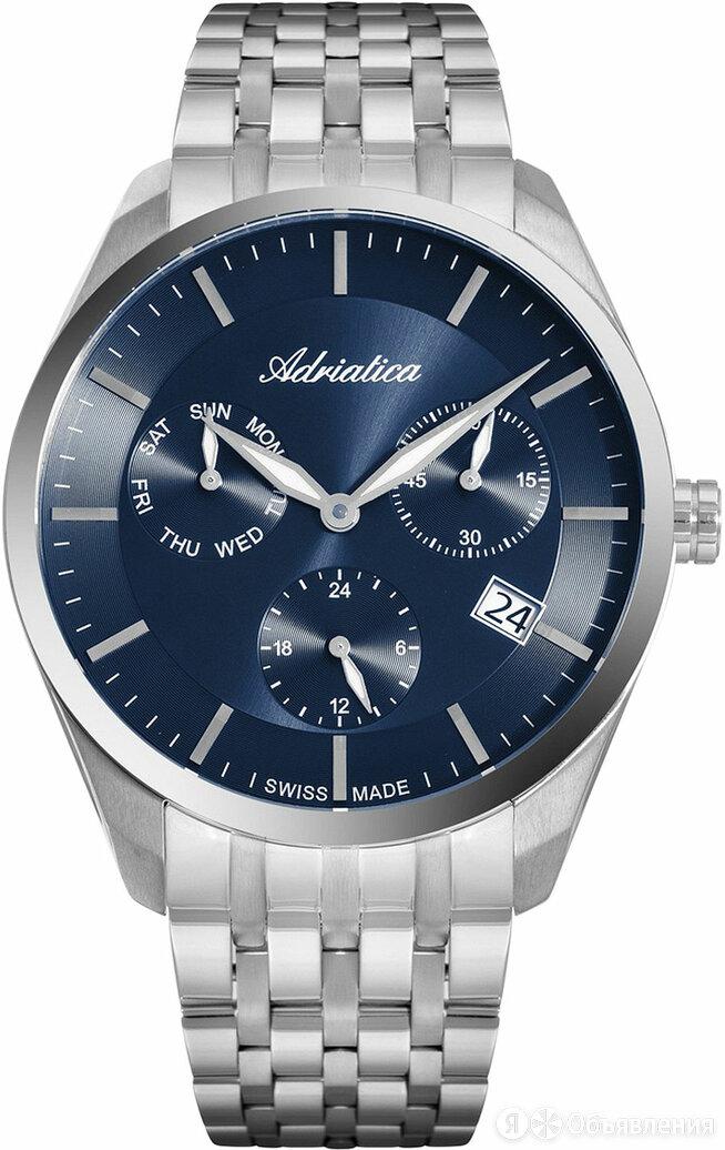Наручные часы Adriatica A8309.5115QF по цене 25900₽ - Наручные часы, фото 0