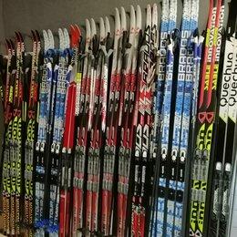 Беговые лыжи - Лыжный  комплект , 0