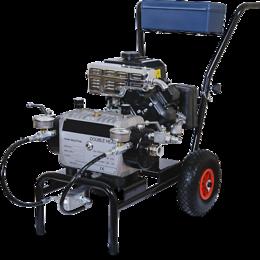 Электрические краскопульты - Окрасочный аппарат CONTRACOR EVOX-2200PE-DH, 0