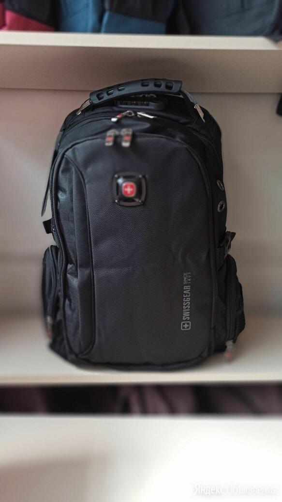 Рюкзак мужской школьный спортивный по цене 1700₽ - Рюкзаки, фото 0