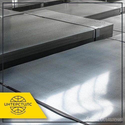 Лист стальной ст.45 35х1500х6000 мм ГОСТ 19903-2015 г/к по цене 119990₽ - Металлопрокат, фото 0