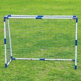 Аксессуары и принадлежности - Футбольные ворота, 0