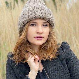 Головные уборы - Вязаная шапка, 0