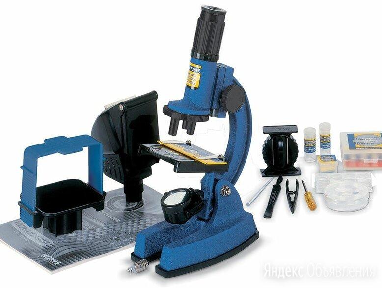 Микроскоп Konus Konuscience 1200x по цене 7990₽ - Микроскопы, фото 0
