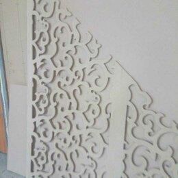 Декоративные фонтаны и панели - Вырезные перегородки из МДФ, 0