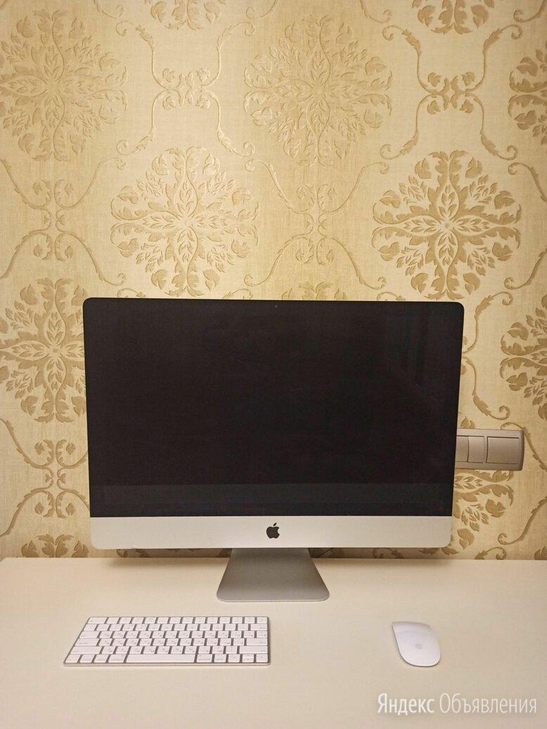 Моноблок Apple iMac 27 по цене 120000₽ - Моноблоки, фото 0