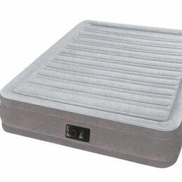 Надувная мебель - Надувная кровать intex dream support airbed, 0