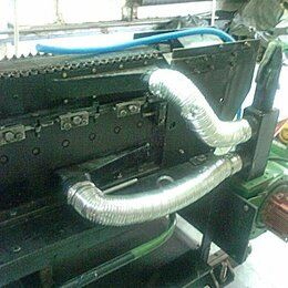 Производственно-техническое оборудование - Гофратор, экструзионное оборудование, 0