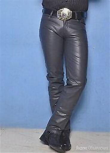 Кожаные брюки по цене 10000₽ - Брюки, фото 0