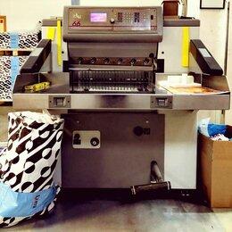 Полиграфическое оборудование - Бумагорезательная машина Polar 66, 0