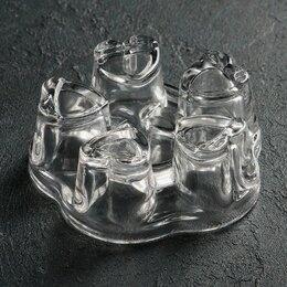 Посуда - Подставка для подогрева заварочного чайника, 0