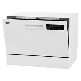 Посудомоечные машины - Посудомоечная машина Beko DTC36610W (б/у), 0
