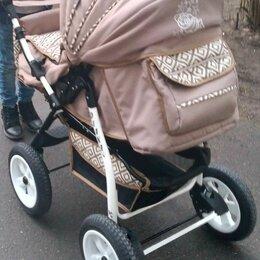 Коляски - Детская коляска  трансформер 2в1 новая, 0