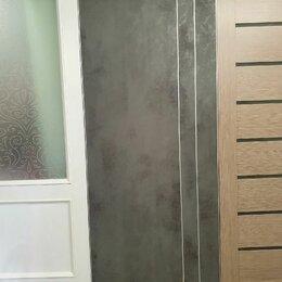 Межкомнатные двери - Двери межкомнатные с алюминиевой кромкой с браком, 0