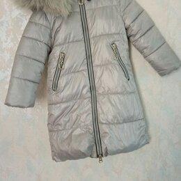 Куртки и пуховики - Borelli пуховик для девочки 2021, 0