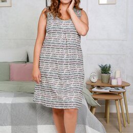 Домашняя одежда - Сорочка женская Неделька-2, 0