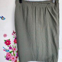 Юбки - юбка прямая на 46-48, 0