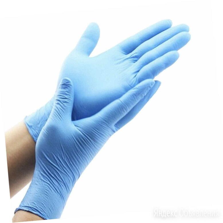 Перчатки нитриловые по цене 3₽ - Средства индивидуальной защиты, фото 0