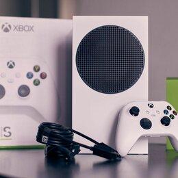 Игровые приставки - Microsoft XBox Series S + Game Pass Ultimate, 0