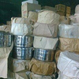 Оборудование и мебель для медучреждений - Коробка стерилизационная круглая кск-18, 0