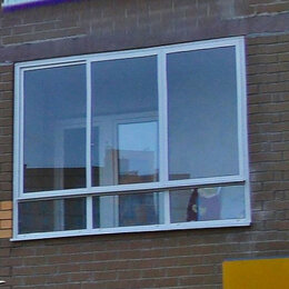 Окна - Раздвижное алюминиевое окно, 0