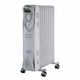 Обогреватели - Масляный радиатор Oasis US-20, 9 секций, 0