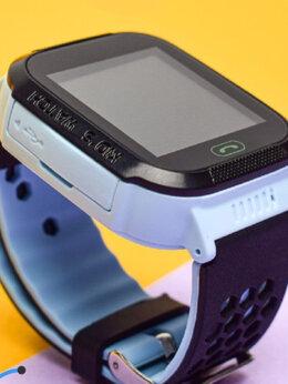 Умные часы и браслеты - Детские смарт часы  Q528, 0