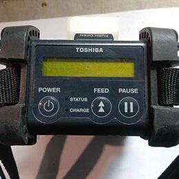 Принтеры чеков, этикеток, штрих-кодов - Принтер этикеток Toshiba B-EP2DL, 0