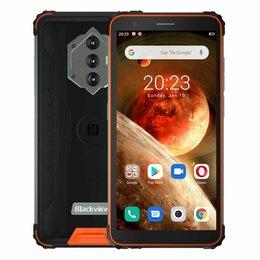 Мобильные телефоны - Защищёный BlackView+ 8580 мАч+ NFC+ 64 гб+ Гарантия 1 год!, 0