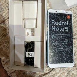 Мобильные телефоны - Xiaomi redmi note 5 64гб глобал, 0