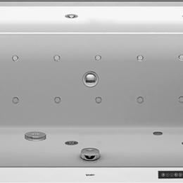 Гидромассажеры - Ванна акриловая Duravit Happy D2 1600х700х480 водн-возд.массаж+спина+ноги(L),..., 0
